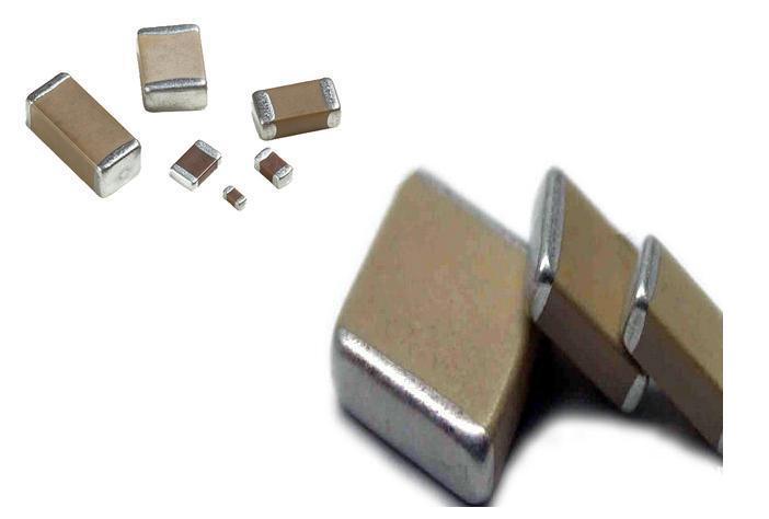 High Voltage Multilayer Ceramic Capacitors 1206 for Voltage Multipliers 104K-227M