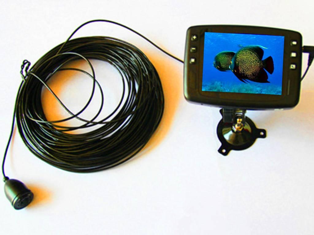 Камера для подледной рыбалки своими руками фото