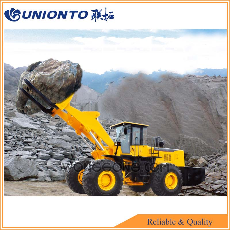 UNIONTO-888-27T Forklift Loader in China