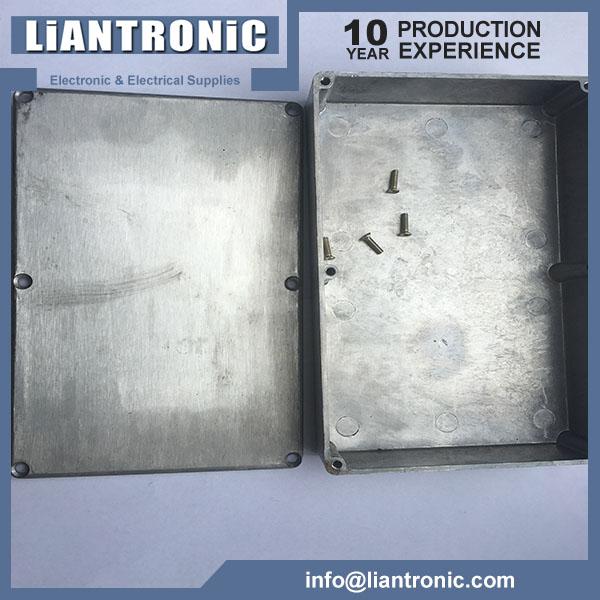 Australia Hot 1590DD Aluminum Enclosure For Guitar Effect Pedal Hammond