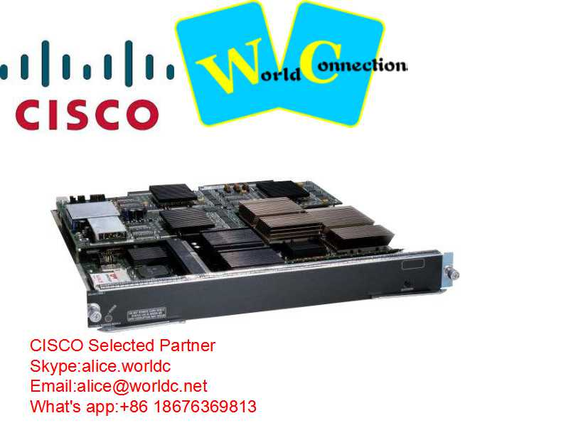 Cisco new brand WS-SVC-FWM-1-K9 Firewall Services Module for Series 6500 7600
