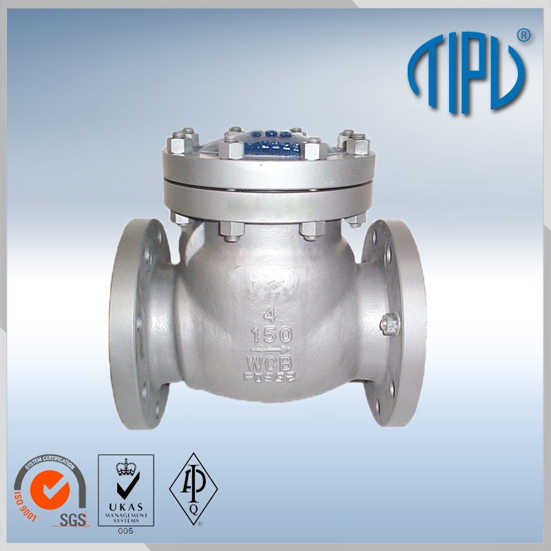 WCB/WCC/WC1 flanged check valve