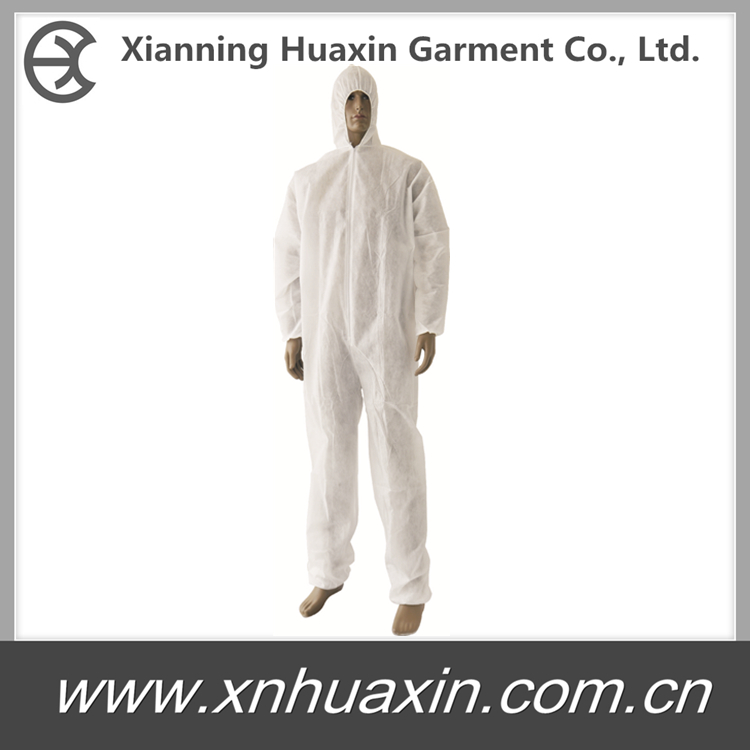 HXCR-01: PP Coverall