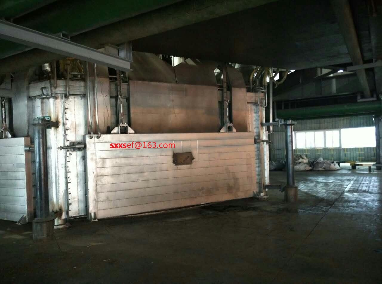 Industrial Silicon Arc Furnace