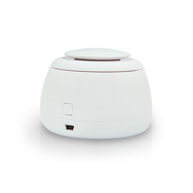 Humidor Humidifiers 80ml Rice Cooker Plastic White Easy Clean Moisture Evaporative Office for Winter