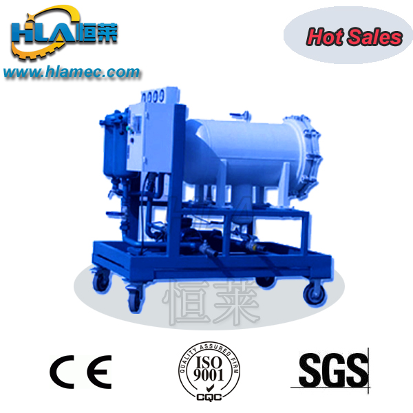 DSP Coalescence-separation fuel diesel oil purifier oil filtration oil purification oil recycling