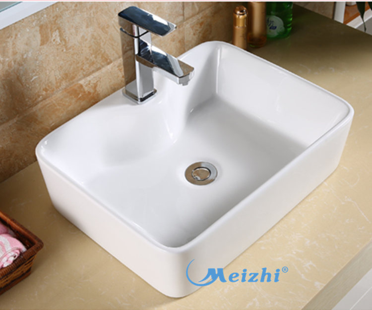 Bathroom outdoor sink wash ceramic art basin price