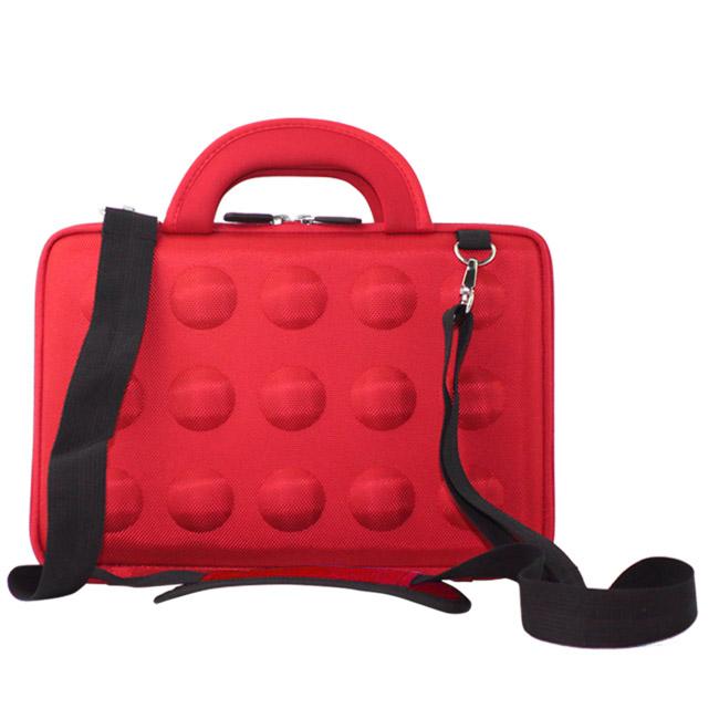 Shockproof EVA carrying laptop case