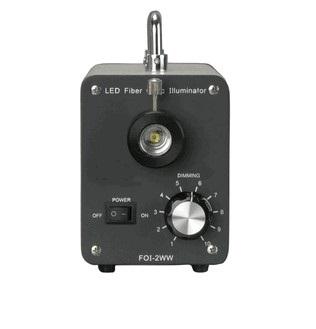 50W LED Fiber Optic Light Microscope Illuminator