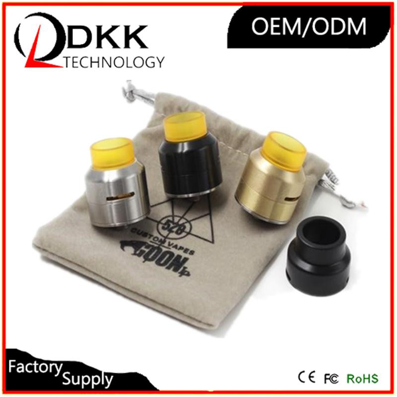 DKKtech Top selling rda Goon 528 LP, Goon lp 24, Goon 528 22mm rda Goon