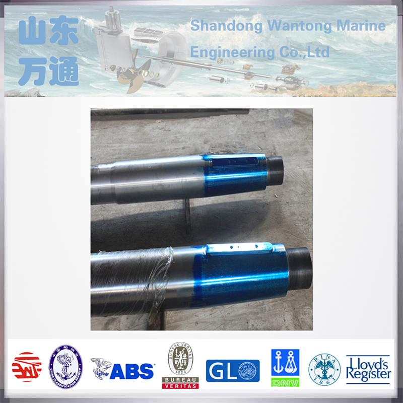 CCS Approved Marine Propeller Shaft/ Stern Long Shaft