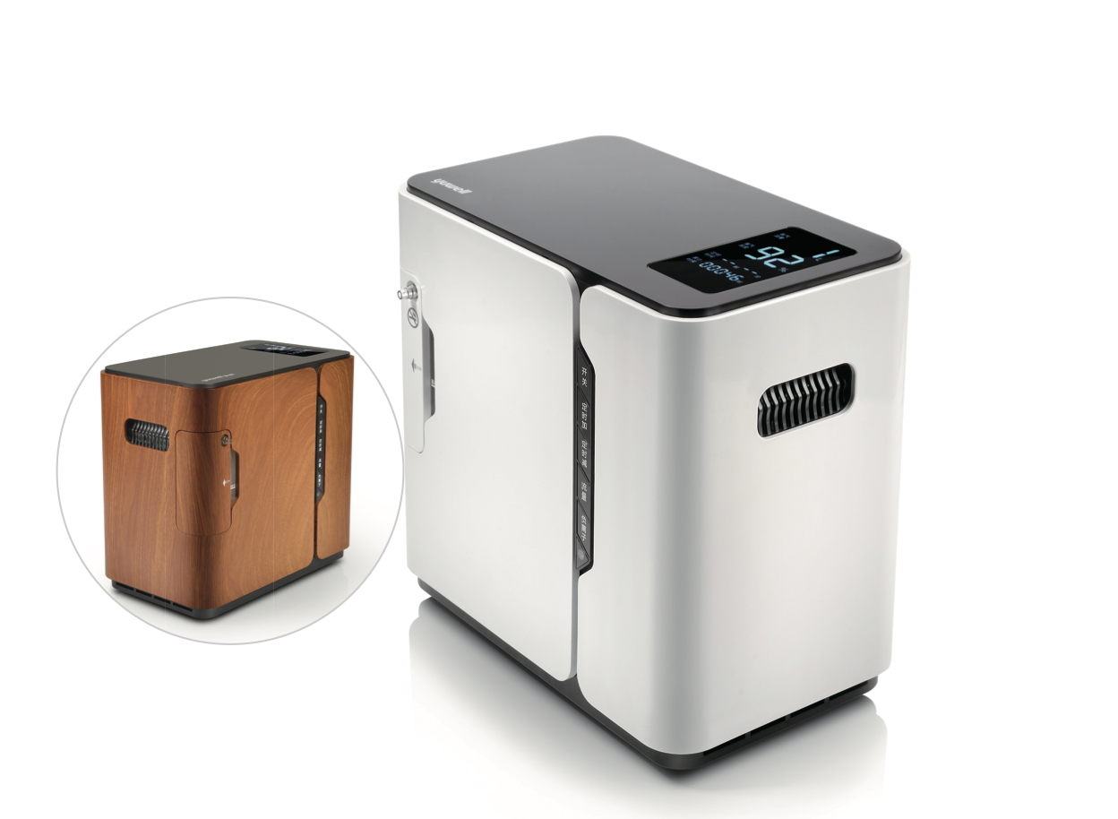 Homecare Oxygen Generator/Concentrator Medical Grade AAA+ High Purity 30 ~ 92%