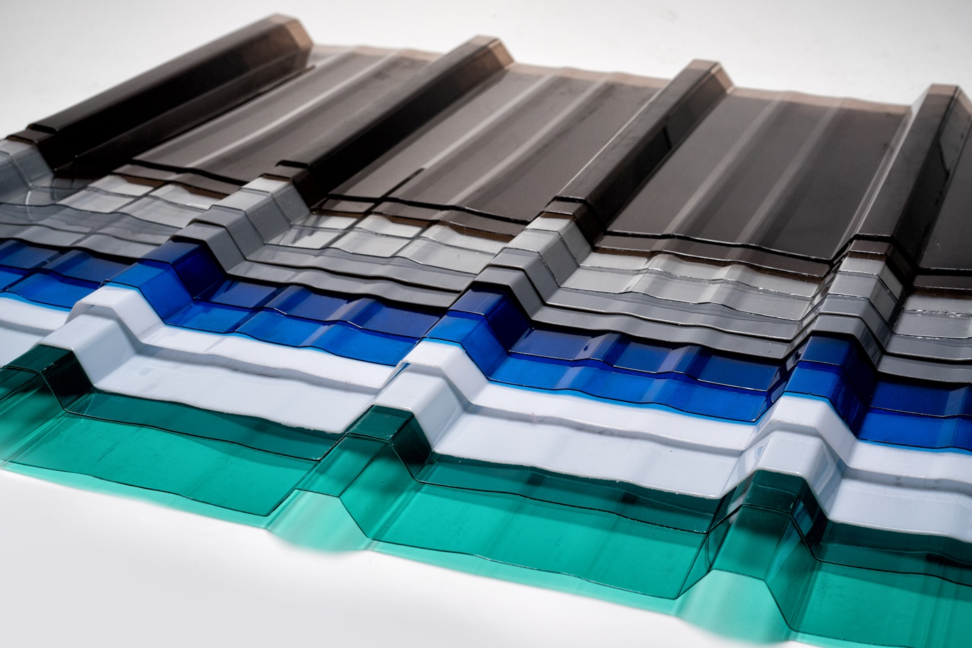 Polycarbonate sheet, corrugated sheet, patio, sunshade, roofing