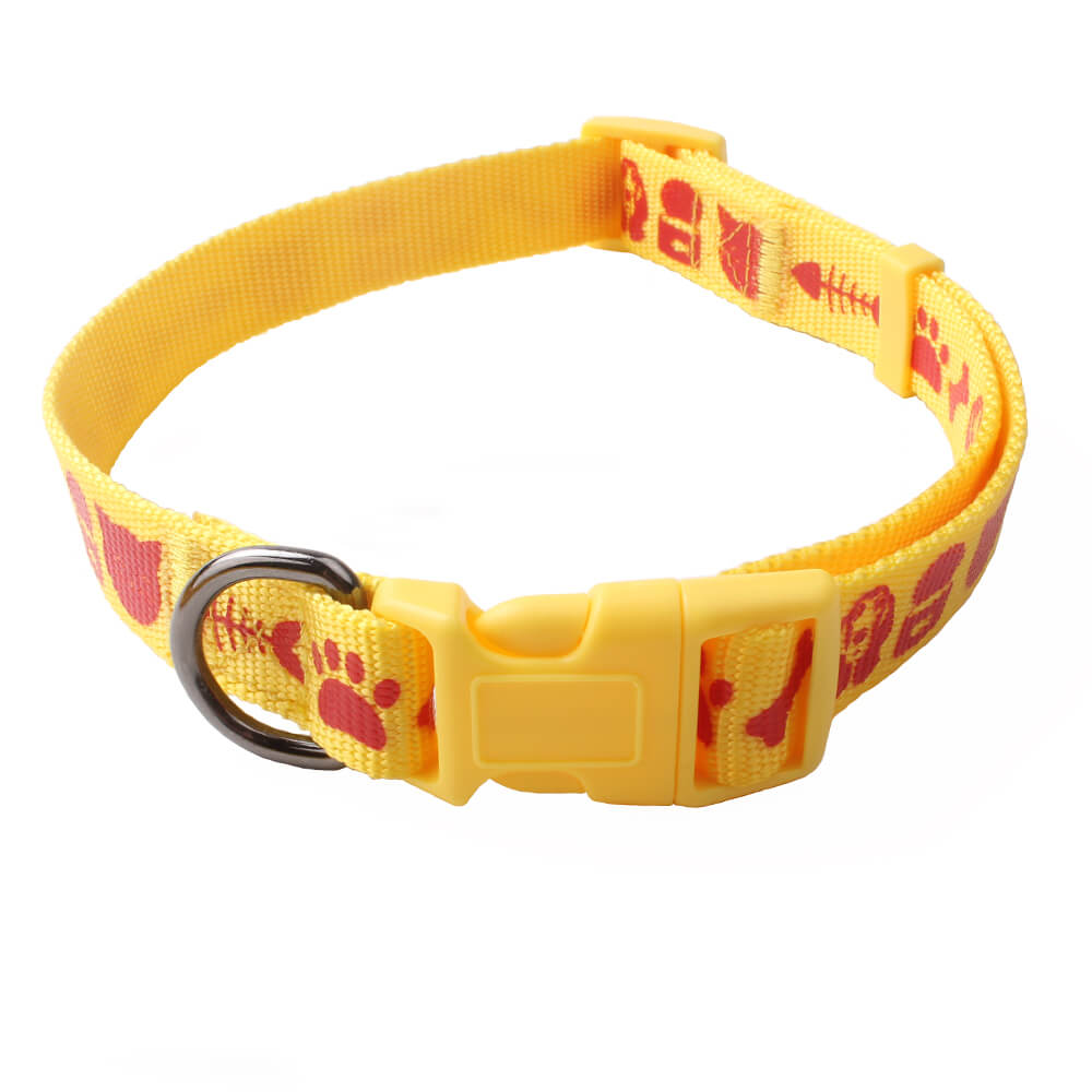 Dog Collars: Hot sale custom dog collars with logo-qqpets