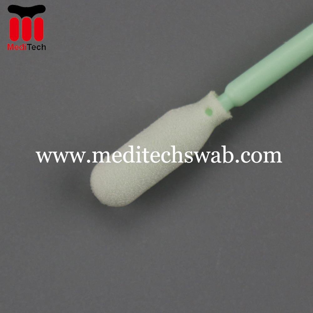 Dry Foam Rubber Swabs