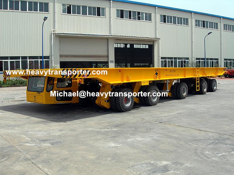 SHIPYARD TRANSPORTER-SPMT-CHINA HEAVY TRANSPORTER