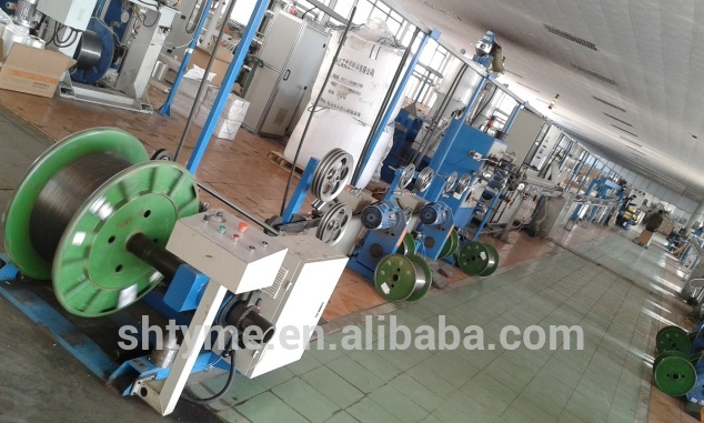 FTTH indoor optical fiber cable production line