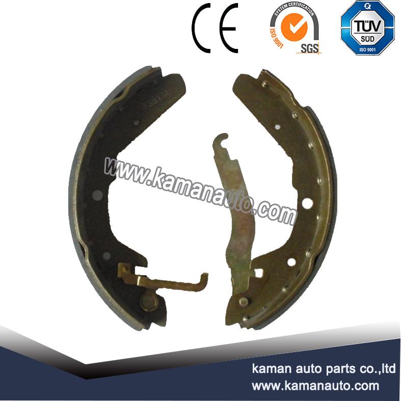 ISO/TS 16949 E-Mark Wholesale OEM High Quality Non-asbestos Original Car Break Shoes Front Rear Brak