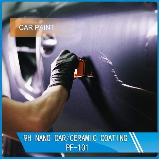 9H Car body nano ceramic protection coating