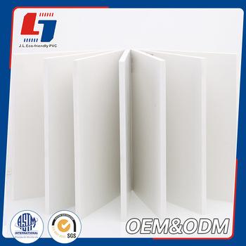 expanded pvc sheet White foam sheets foam board