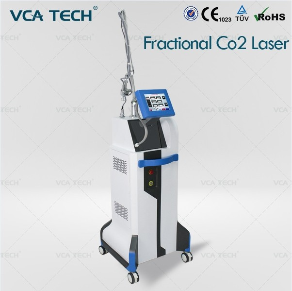 Fractional CO2 laser machine/ wrinkle removal/ scar removal/ vaginal tightening
