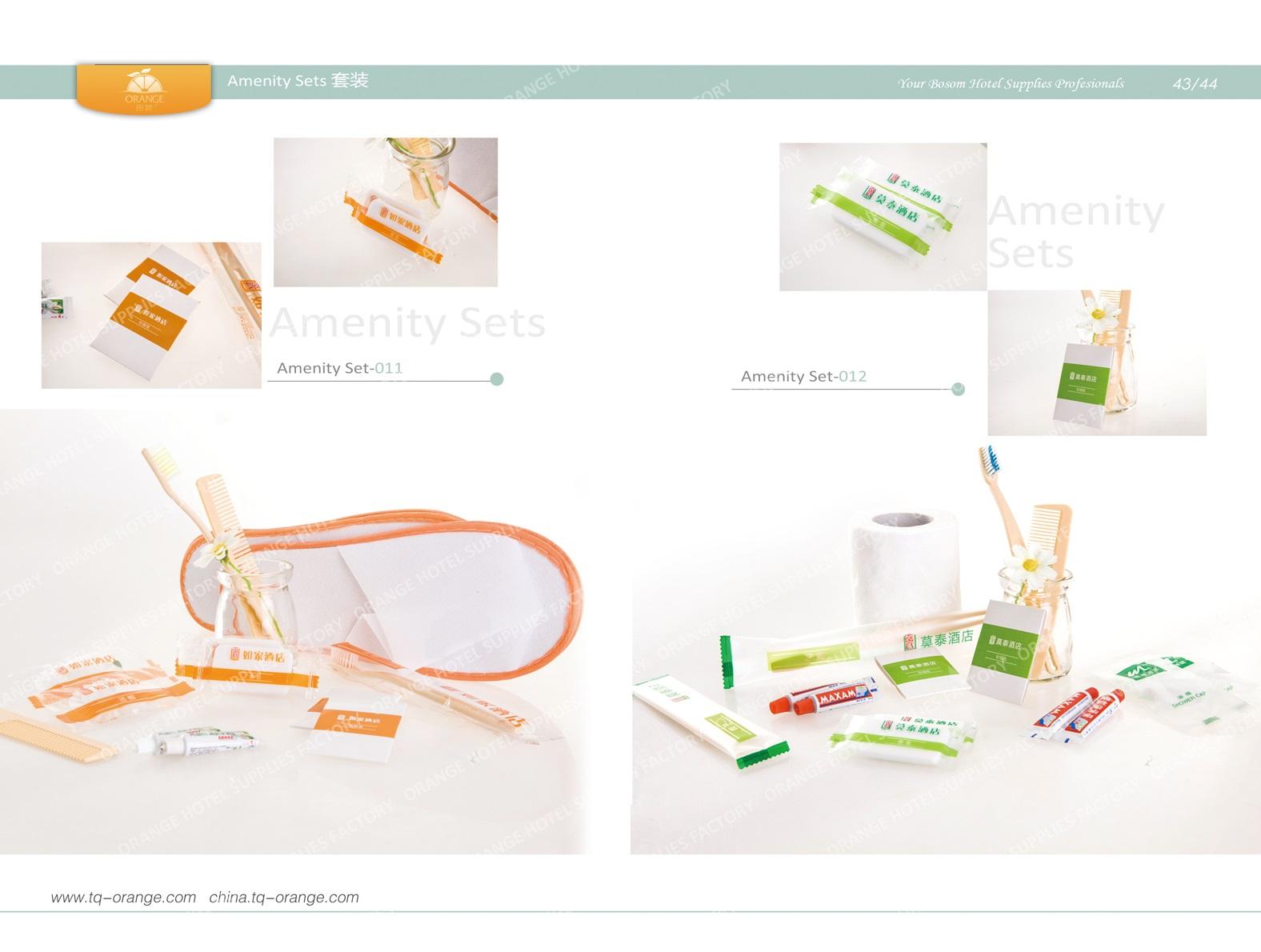 Hotel Amenity set-011/012