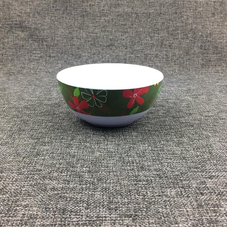 Various size melamine bowl wide-mouth children bowl