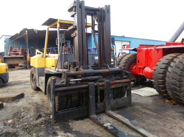 10t TCM Forklift for hot sale