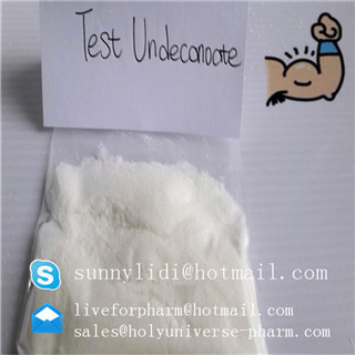 Testosterone undecanoate /TU powder/Cas 5949-44-0