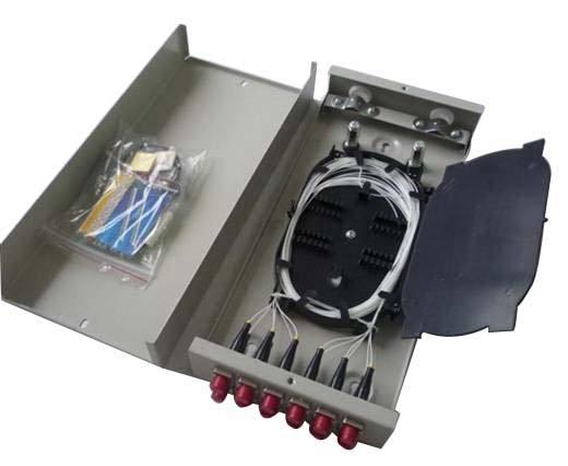 Supplier Outdoor Rock-mounted Fiber Optic Termination Box Price