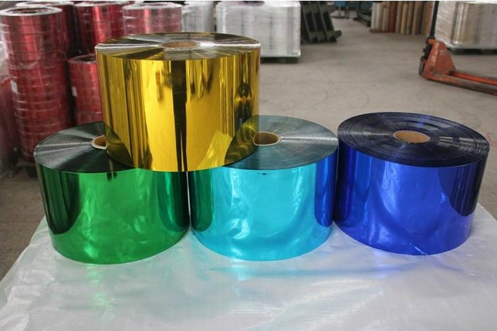 Popular No Smell Metalized PET Film In Plastic Film
