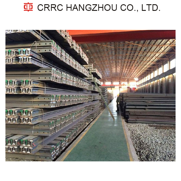 Heavy Steel Rail P43 P60 Prices Railway Supply By Hangzhou Supplier