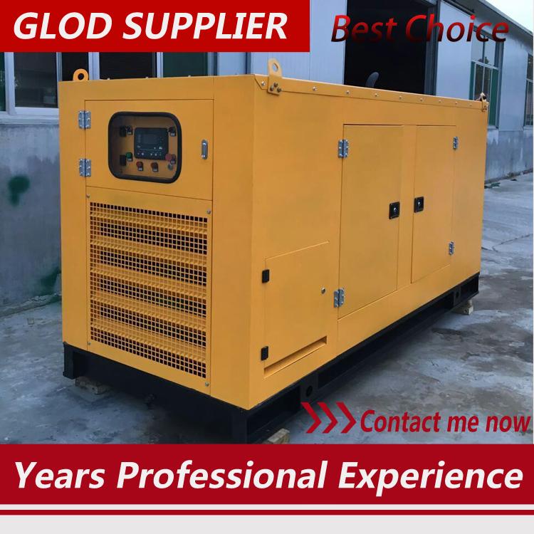 chinese generator 100kw to 300kw silent generator price