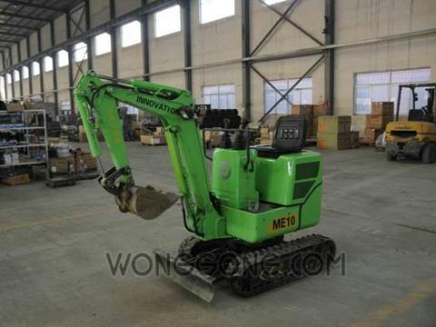 UNIONTO ME-10 Mini Crawler Excavator
