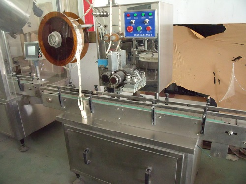 easy operation stainless steel shanghai HCSD-70 automatic desiccant inserting machine