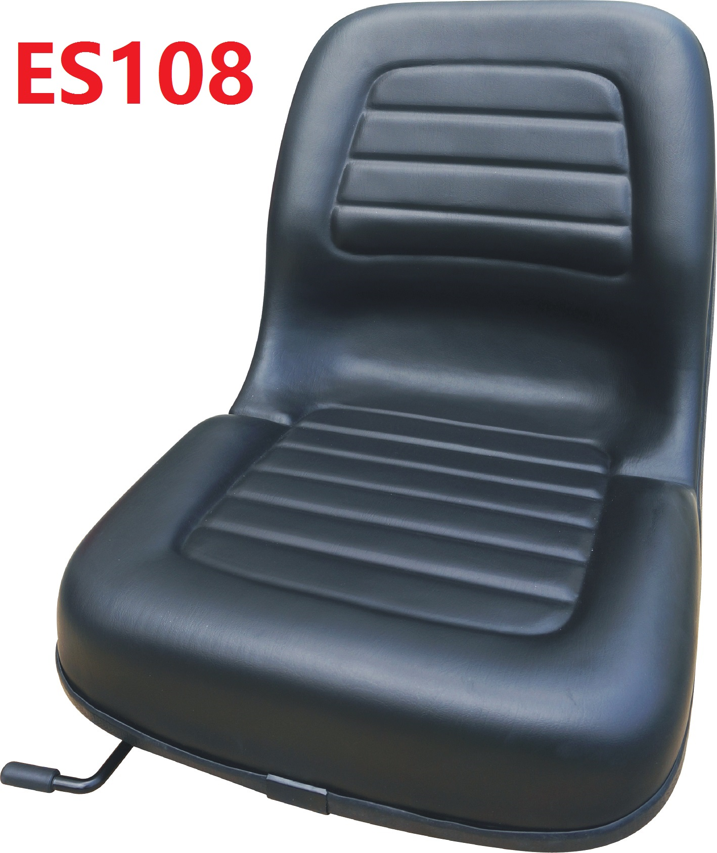 Tractor Seat Replacement : Universal replacement seat es construction sweeper