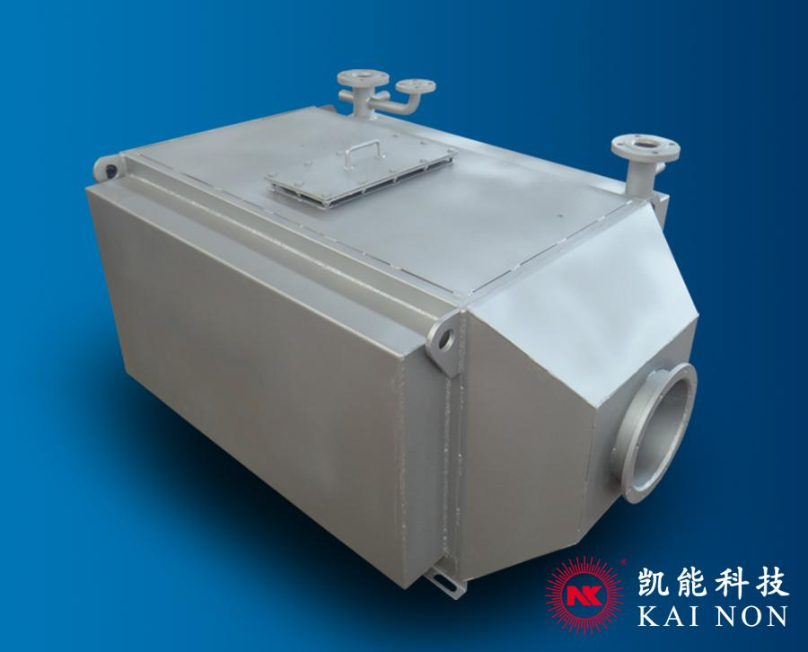 Waste Heat Recycle Boiler for Exhaust Gas Heat Recovery of Diesel Engine