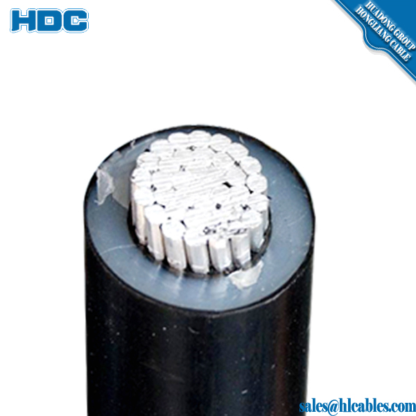 1-35KV Unarmoured XLPE insulation power cable copper or aluminum conductor