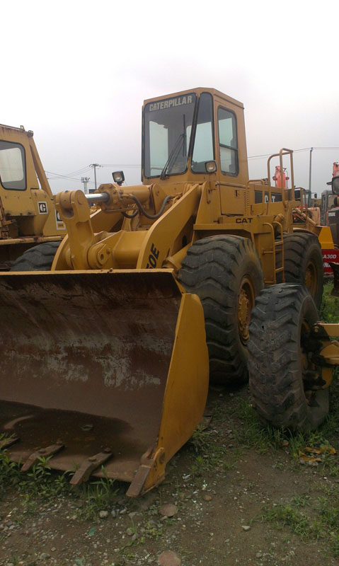 Caterpillar CAT 950E wheel loader for sale, 950F also available