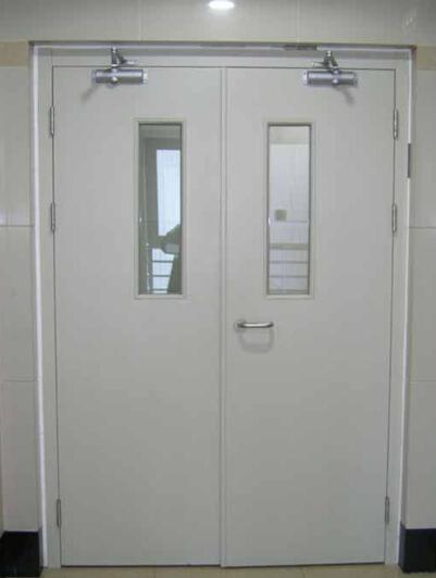 UL/Intertek fire rated hollow metal door and frame