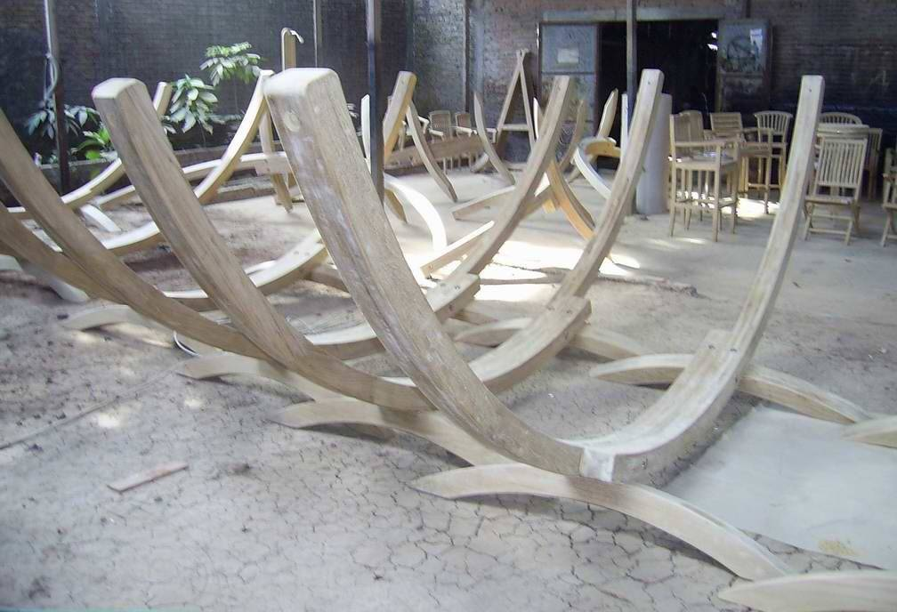 hammock for and folding frame look wooden from diy in u decor youtube home to what stand chair madera of teak maine nealasher byer