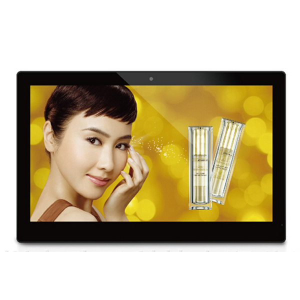 Flat Capacitive Touch Screen Digital Signage
