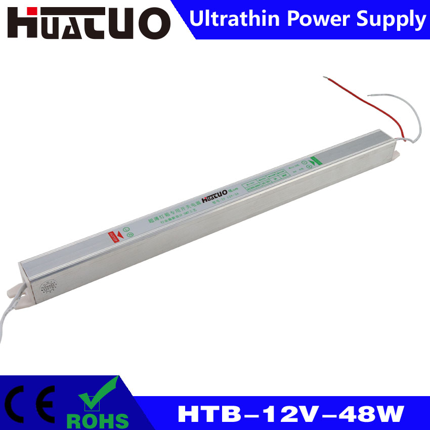 12V-48W constant voltage ultrathin LED power supply