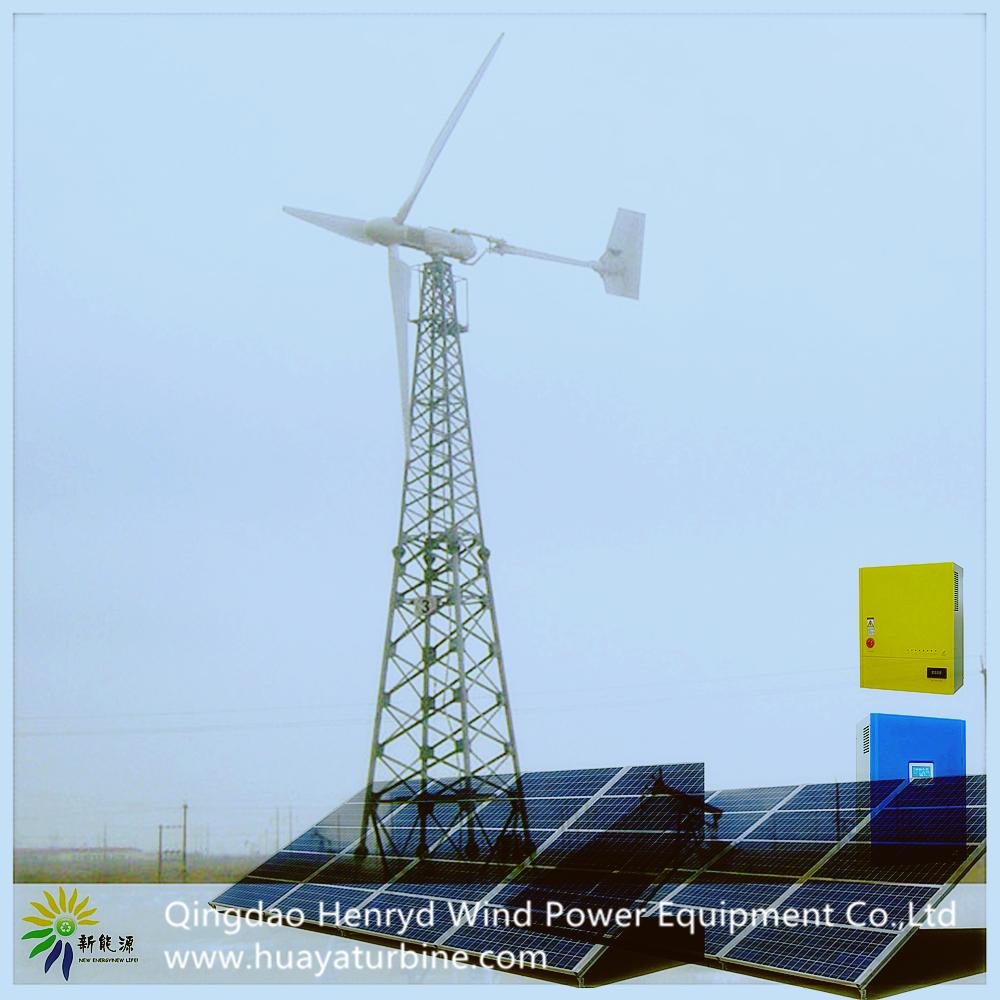 HLD 30KW Wind turbine generator with on grid system kit