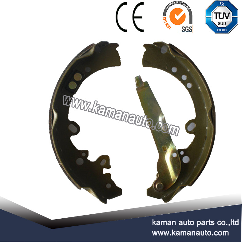 Good quality engine chasis parts brake shoes in auto brake system for Toyota Hiace with oem: 04495-K