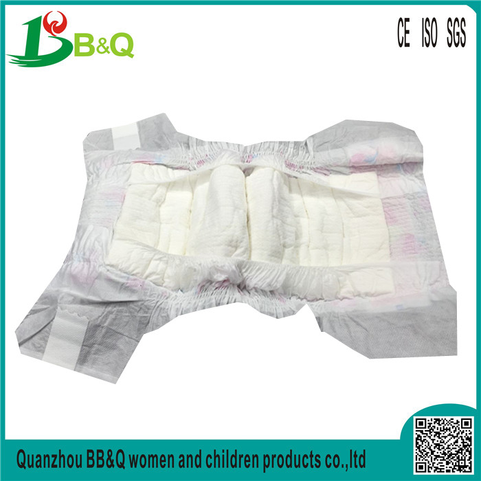 Disposable OEM Pampering Wholesale Baby Diapers in china
