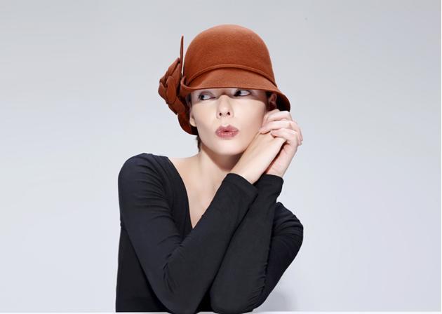 cloche bucket hat