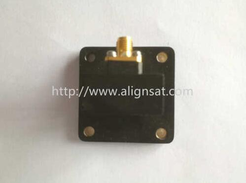Alignsat Waveguide to Coaxial SMA Adapters