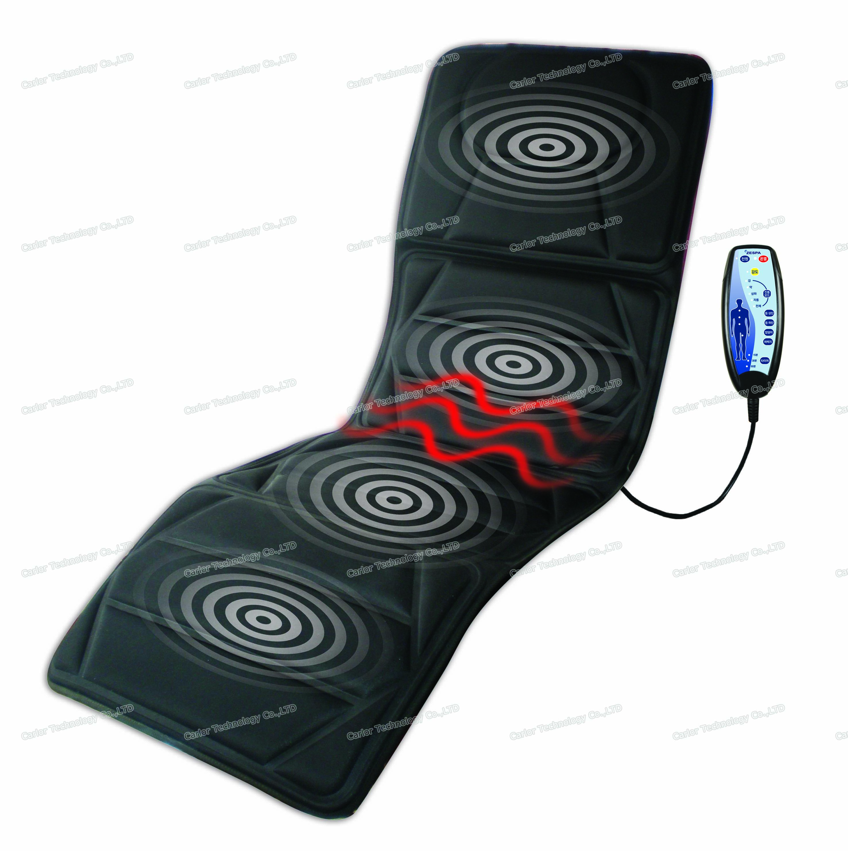 CL-V110 10 Motors Massage Mat with Heating