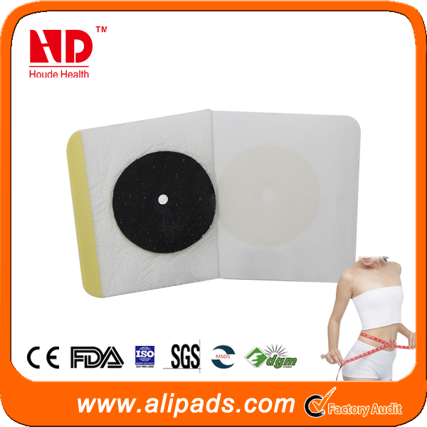 Effective Chinese Natural Herbal Magnet slim patch with FDA CE